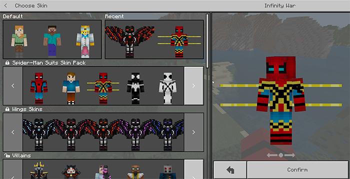 minecraft 1.7.10 skin