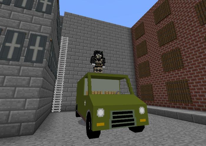 cs_assault (Team Deathmatch) | Minecraft PE Maps