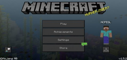 Minecraft PE Resource Texture Packs Bedrock Engine MCPE DL - Minecraft ender games kostenlos spielen
