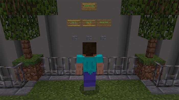 Hide n Seek [Minigame] | Minecraft PE Maps