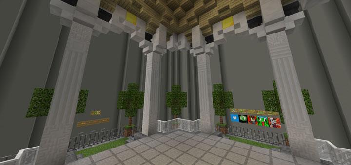 Hide n Seek [Minigame]   Minecraft PE Maps