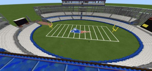 New England Patriots Stadium [Creation]