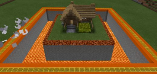 Creation maps mcpe dl savest house creation freerunsca Image collections