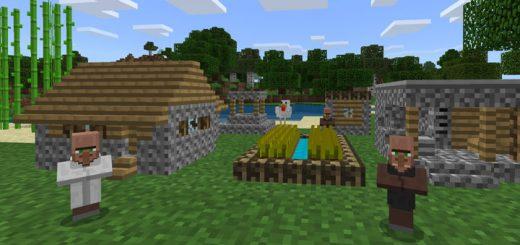 Tiny Villagers Addon