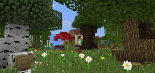 Creation Maps MCPE DL - Minecraft 3 kleine hauser