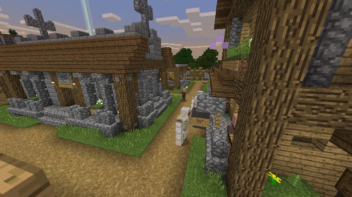 The Ultimate Survival [Survival]   Minecraft PE Maps
