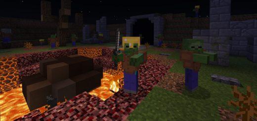 EzCraft's Zombie's [Minigame]