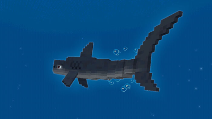 Jaws and Megalodon Add-on | Minecraft PE Mods & Addons