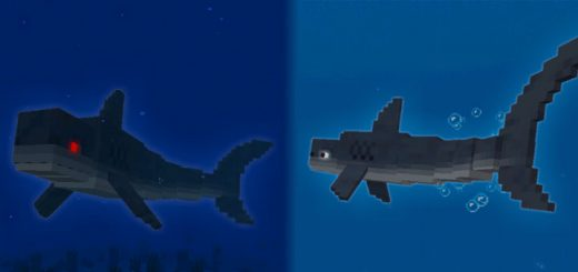 Jaws and Megalodon Add-on