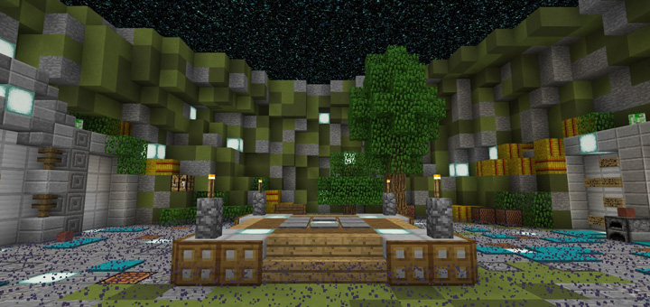 minecraft premade minigames server download