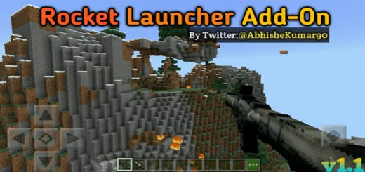 Rocket Launcher Add-on