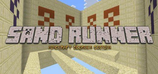 Sand Runner [Parkour] [Minigame]