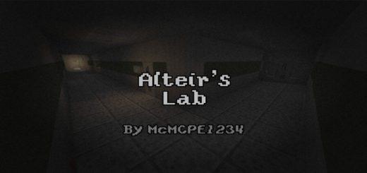Alteir's Lab (Floor 1) [Adventure]