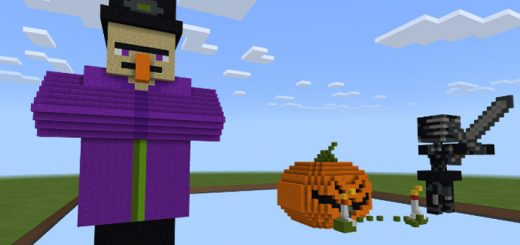 Halloween Burn It Map: Things Are Not Always, What They Seem [Minigame]