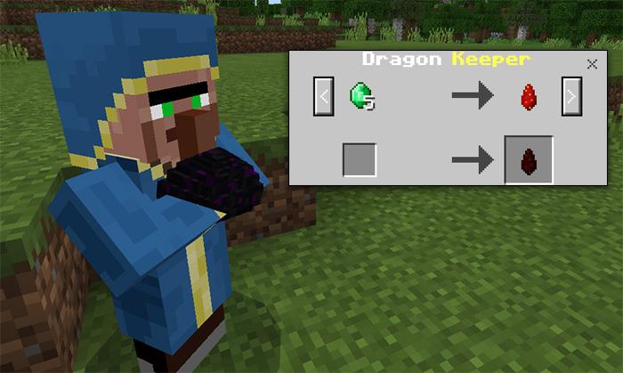 Dragon Mounts Addon Beta | Minecraft PE Mods & Addons
