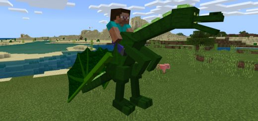 Dragon Mounts Addon Beta