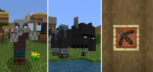 SCP-096 Add-on V1 2 (1 11+) | Minecraft PE Mods & Addons