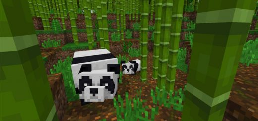 2069597813: Bamboo Forest & Pandas (1.9+ Only)