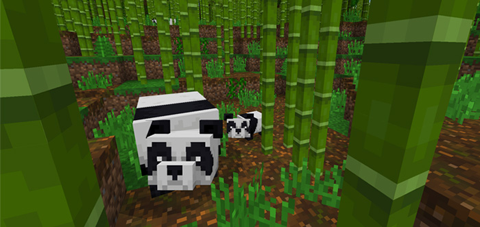 2069597813 Bamboo Forest Pandas 1 9 Only Minecraft Pe Seeds