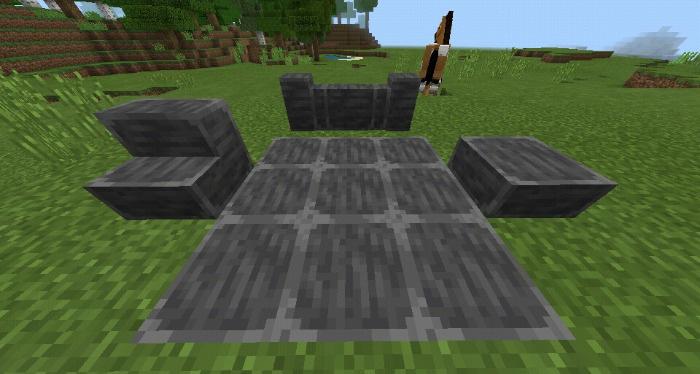Basalt and Flintstone Pack (1 9 Only) | Minecraft PE Texture