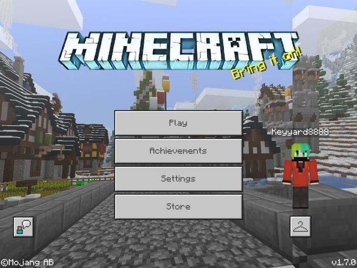 Christmas Pack   Minecraft PE Texture Packs