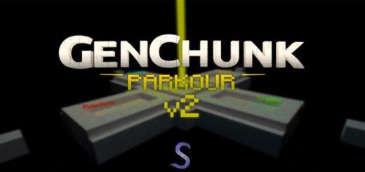 GenChunk Parkour v2 [Parkour]