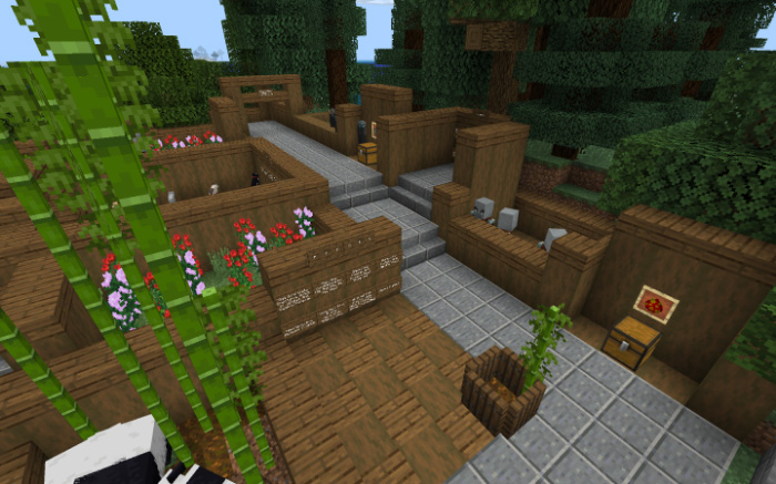 Village And Pillage Features Review Map 1 9 Only Creation