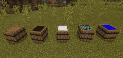 Barrel Block Function Addon (Concept)