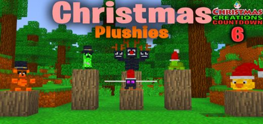 SG Plushies XMas Version Resource Pack