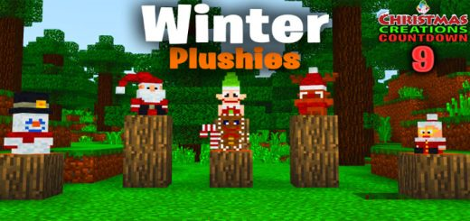 SG Winter Plushies Addon Pack