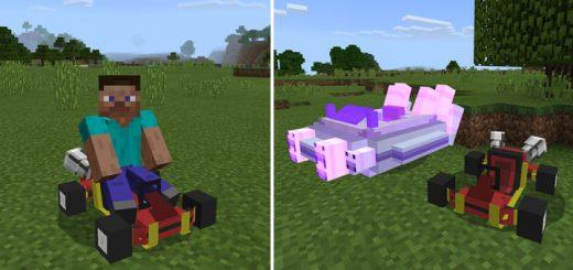 Crash Team Racing Addon (1.8/1.9)