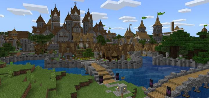 My Medieval Village  Creation
