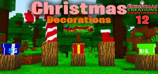 SG Christmas Decorations Addon