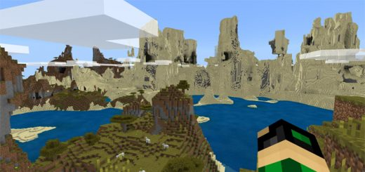 Aphrodite Amplified World Ported Map [Custom Terrain]