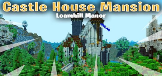 SG Castle House Mansion – Loamhill Manor [Creation]