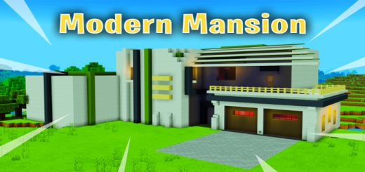 SG Castle House Mansion – Modern Mansion II [Creation]