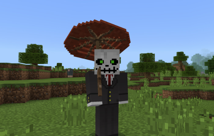 Japanese Umbrella Texture Pack Minecraft Pe Texture Packs