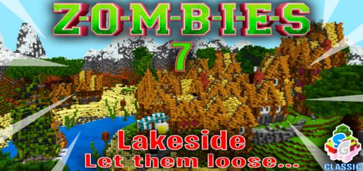 SG Zombies 7 – Lakeside [Minigame] [PvP]