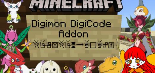 Digimon DigiCode Addon
