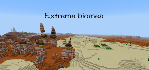Extreme Color and Biomes Seed