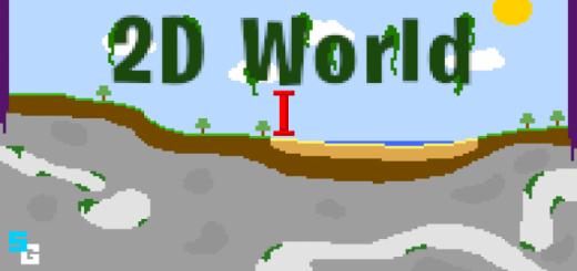 SG 2D World V1