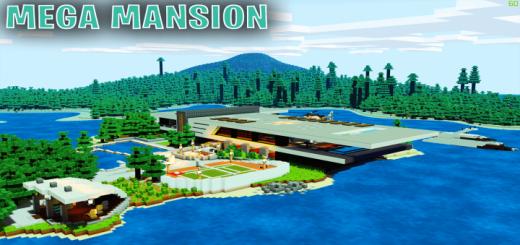 SG Massive Modern Mansion Island House