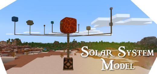 Solar System  Model Add-on