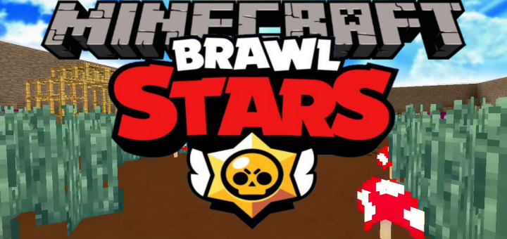 скачать скины для майнкрафта brawl stars