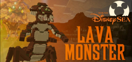 Lava Monster Add-on