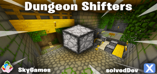 SG Puzzle: Dungeon Shifters w/t solvedDev
