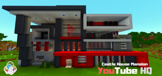 SG YouTube Headquarters – Castle House Mansion