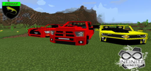Search Results for cars MCPE DL