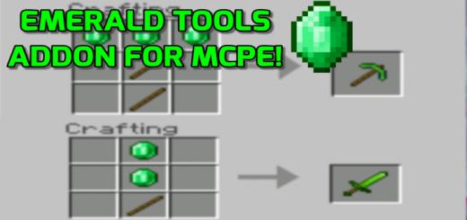 Emerald Items Addon (1.12+)