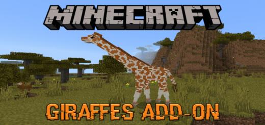 Giraffes Add-on